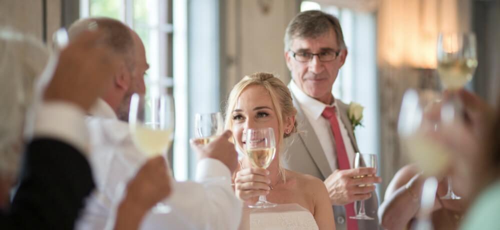 Catering til bryllup